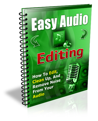 audio editing, audacity, audio products